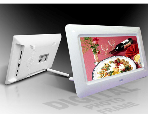 large digital photo frame