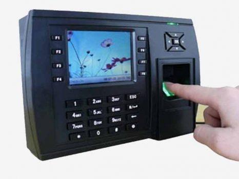 Biometric attendance system Singapore